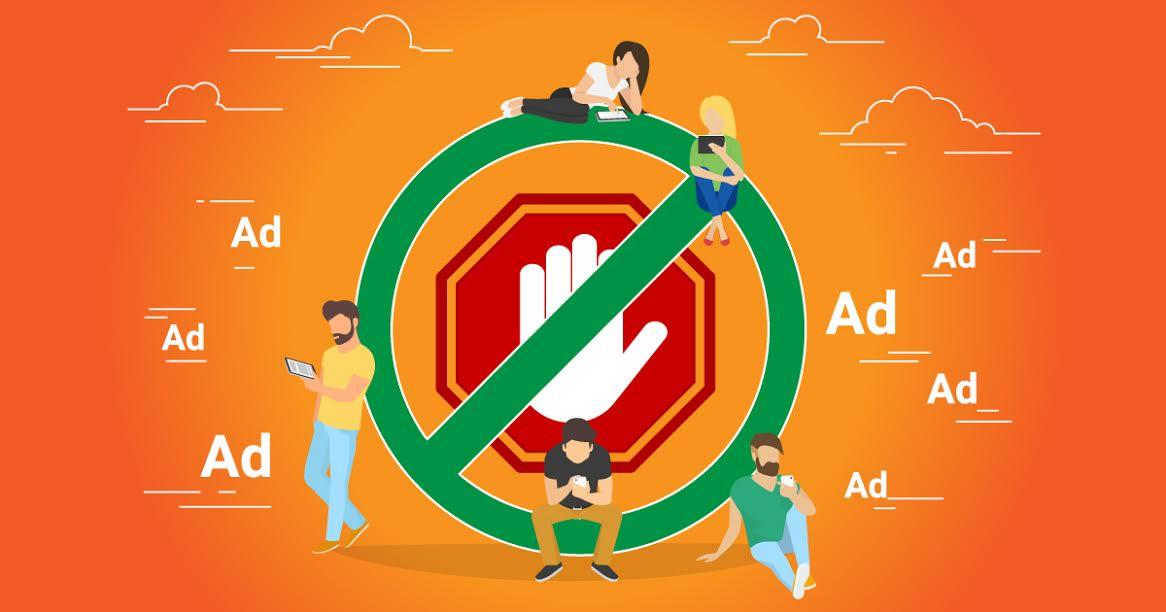 Anti ad-block users