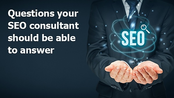 Questions Your SEO Consultant Should Be Able to Answer