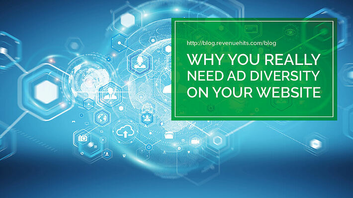 Why You Really Need Ad Diversity on Your Website header