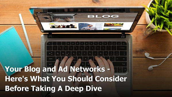 your_blog and ad networks